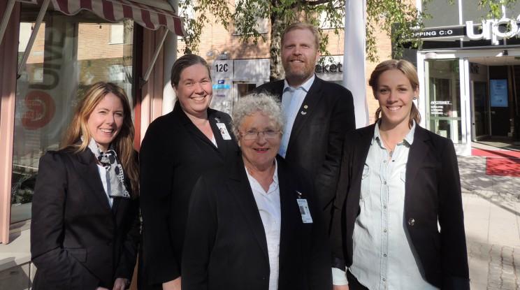 Styrelsen Ume guidefrening juni2014 1