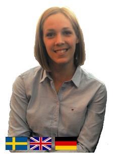 Tinna Sandström tinna.sandstrom@gmail.com +46(0)70-3296061